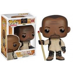 Walking Dead POP! Television Vinyl Figura Morgan 9 cm